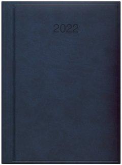 Датированный ежедневник Brunnen Стандарт Torino синий А5 336 страниц (73-795 38 302)
