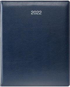 Датированный еженедельник Brunnen Бюро Soft синий А4-152 страницы (73-761 36 302)