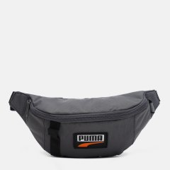 Поясная сумка (бананка) Puma Deck Waist Bag 7690614 Dark Shadow (4063699953244)