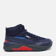 Ботинки Puma X-Ray 2 Square Mid Wtr 37302004 42.5 (8.5) 27.5 см Peacoat-Peacoat-Future Blue-High Risk Red-Puma Silver (4063699605747)