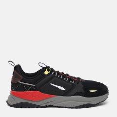 Кроссовки Puma X-Ray² Ramble 38072705 44 (9.5) 28.5 см Black-Puma White-Yellow Pear-High Risk Red-Steel Gray (4063699486513)