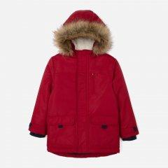 Зимняя куртка-парка Zippy Padded Rhubarb 3103256901 128 см Darkred10 (5602156769883)