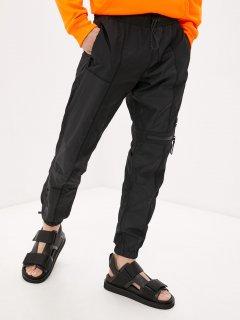 Брюки Calvin Klein Jeans Hybrid Pant J30J317375-BEH S Черные (8719853718872)