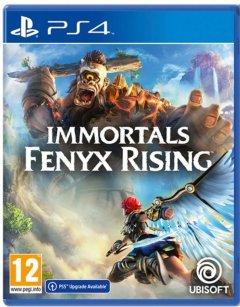 Игра Immortals Fenyx Rising для PS4, Бесплатное обновление до версии PS5 (Blu-ray диск, English version)