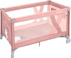 Манеж-кроватка Baby Design Simple 08 Pink (292651) (5901750292590)