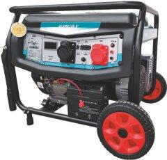 Генератор бензиновый Sigma 8.5 / 9.0 кВт 4-х тактный электрозапуск 220-380 В (5710511)
