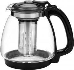 Заварочный чайник Fissman с фильтром 1350 мл (6462)
