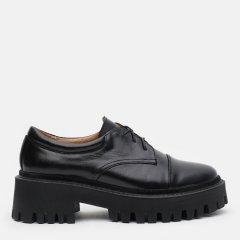 Туфли LeoModa 21115/1 37 (24 см) Черные (2000000000428)