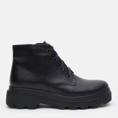 Ботинки LeoModa 2005-01-b 37 (24 см) Черные (2000000000763)