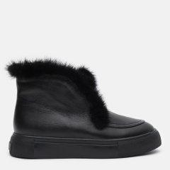 Ботинки LeoModa 2220/2 36 (23 см) Черные (2000000000879)