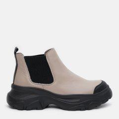 Ботинки Ashoes 499302бл 37 24 см Бежевые (499302бл_37)