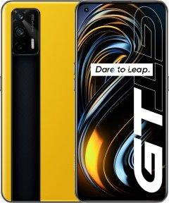 Мобильный телефон Realme GT 5G 8/128GB Yellow (RMX2202)