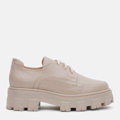 Туфли Ashoes 3613 БЛ00 39 25 см Бежевые