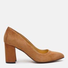 Туфли LeoModa 70041-02и 38 24.5 см Ореховые