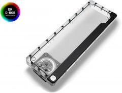 Резервуар с помпой EKWB EK-Quantum Kinetic FLT 360 D5 PWM D-RGB - Plexi (3831109819807)