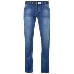 Джинси Firetrap Blackseal XL Kamito Jeans 54S Mid Wash (4076849)