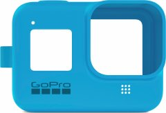 Чехол GoPro Sleeve&Lanyard Blue для HERO8 (AJSST-003)