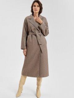 Пальто O'STIN ALC57286T4 L Пыльно-бежевое (2990023289101)