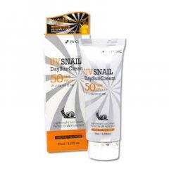 Солнцезащитный крем с улиткой 3W Clinic UV Snail Day Sun Cream SPF50+/PA+++ - 70 мл