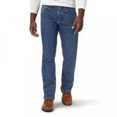 Чоловічі джинси Lee Riders Indigo — Stonewash W36 L34 Блакитні (Z000144)