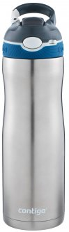Бутылка для воды Contigo Ashland Chill Gray 590 мл (2094941)