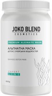 Альгинатная маска Joko Blend Детокс с морскими водорослями 600 г (4823099500239)