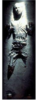 Постер дверной ABYstyle Star Wars Han Solo (Хан Соло) 53x158 см (ABYDCO452)