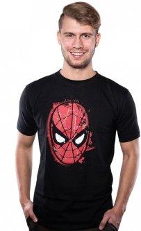 Футболка Good Loot Marvel Comics Spiderman Mask (Человек-паук) XS (5908305224624)