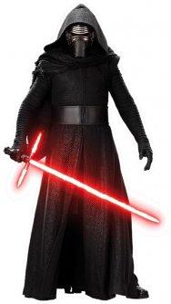 Наклейки ABYstyle Star Wars - Kylo Ren (Кайло Рен) блистер (ABYDCO339)
