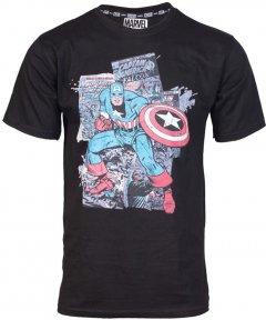 Футболка Good Loot Marvel MC Capt. Amer. Comics (Капитан Америка) M (5908305219231)