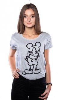 Футболка женская Good Loot Disney Angry Mickey (Микки) M (5908305224907)