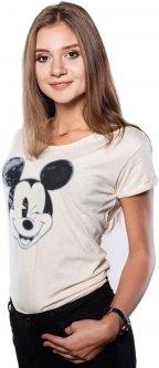 Футболка женская Good Loot Disney Mickey Blinking (Микки) XL (5908305224839)