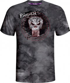 Футболка Good Loot Marvel Punisher (Каратель) XL (5908305227915)