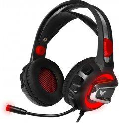 Наушники Crown Gaming Headset CMGH-3000 Red