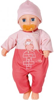 Пупс Baby Born My first baby Annabell интерактивная Забавная малышка 30 см (703304) (4001167703304)