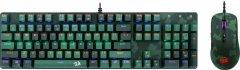 Комплект проводной Redragon S108 USB Camouflage (78310)