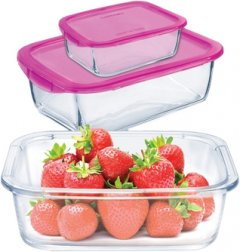 Набор контейнеров с сумкой Luminarc Keep'N Box 3 предмета (P9973)