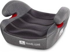 Бустер Bertoni (Lorelli) Travel Luxe Isofix 15-36 кг Black (TRAVEL LUXE ISOFIX black)