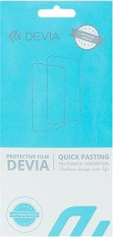 Гидрогелевая пленка Devia для Apple Iphone 13/13 Pro двухсторонняя (DV-IPN-13PRFB)