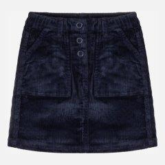 Юбка вельветовая Coccodrillo Wild Heart ZC1124201WIH-015 152 см Темно-синяя (5904705567118)