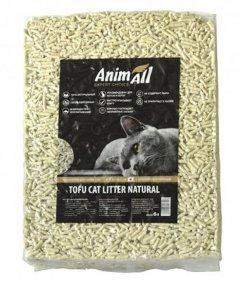 Наполнитель для кошачьего туалета AnimAll Тофу Classic Соевый комкующий 2.6 кг (6 л) (2000981103903/4820224500379)