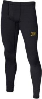 Штаны компрессионные Leone L Black/Gold (2577_500104)