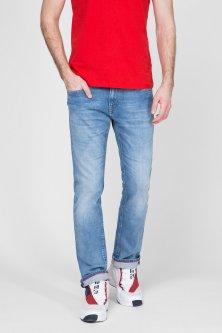 Чоловічі блакитні джинси ORIGINAL STRAIGHT Tommy Hilfiger 29-32 DM0DM07301