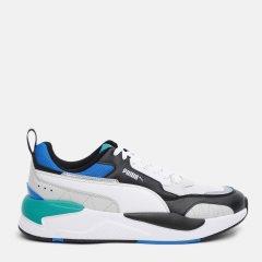 Кроссовки Puma X-Ray 2 Square 37310828 40 (6.5) 25.5 см Black-Puma White-Gray Violet-Future Blue-Parasailing (4063699584134)