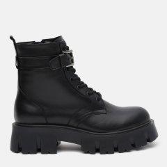 Ботинки Palmyra Ж-501-21021-21021чк 38 24 см Черные