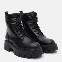 Ботинки Palmyra Ж-501-21021-21021чк 37 23.5 см Черные