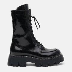 Ботинки Palmyra Ж-505-21021-21021чнап 37 23.5 см Черные