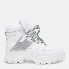 Ботинки Palmyra Ж-531-002-5214бк 38 24 см Белые