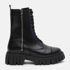 Ботинки LeoModa 21215/1 40 (26 см) Черные (LM_2000000003269)