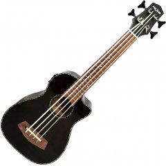 Fzone FZUB-10SBK Bass Ukulele
